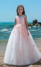 Mädchen Bodenlanges Partykleid Stralia Kinder Gelegenheitskleid Chk089
