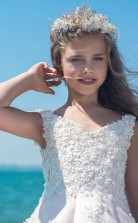 Mädchen Bodenlanges Partykleid Stralia Kinder Gelegenheitskleid Chk092