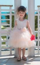 Mädchen Knielanges Partykleid Stralia Kinder Abendkleid Chk102